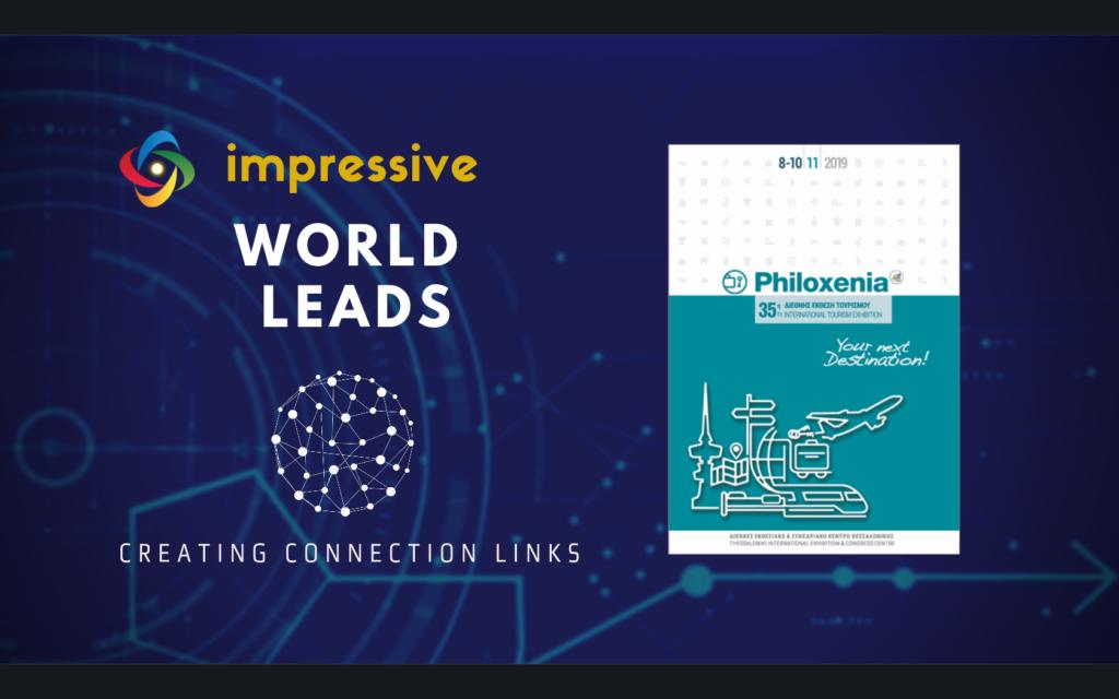 Philoxenia 2019 – Impressive World Leads