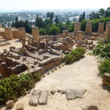Archaeological Site of Carthage (Tunisia)